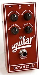 Aguilar Amplification Announces The Octamizer™ Analog Octave Pedal