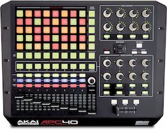Akai Professional Launches APC40 Controller, Developed In Partnership With Ableton