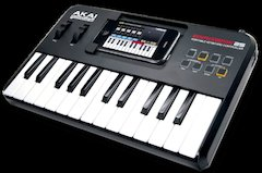 Akai Pro Ships SynthStation25 Keyboard Controller For iPhone AND iPod touch