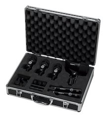 AKG Couples Convenience, Performance And Value With Drumset GROOVE PACK