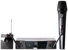 AKG Debuts New WMS 40 Pro Wireless Frequencies To Comply With New FCC Regulations