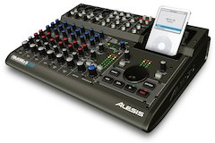 Alesis Introduces The New iMULTIMIX 8 USB Mixer With iPOD Recording