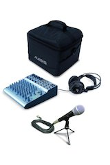 Alesis Podcasting Packages Now Available