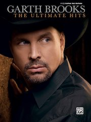 Alfred Introduces Country Classics with Garth Brooks: The Ultimate Hits, Easy Guitar TAB