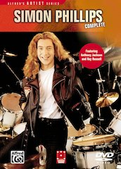 New From Alfred's Artist Series: Simon Phillips: Complete (DVD)