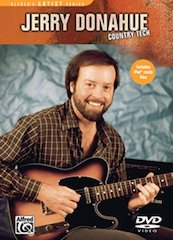Alfred's Artist Series Introduces Three New DVDs From Renowned Guitarists