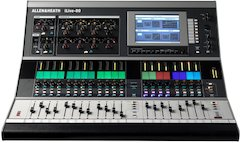 Allen & Heath Launches New Compact Control Surface For iLive Digital System [ Musikmesse 2007 ]