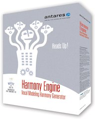 Antares Audio Technologies Announces Harmony Engine - Vocal Modeling Harmony Generator