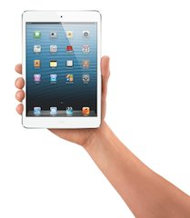 Apple Introduces iPad mini