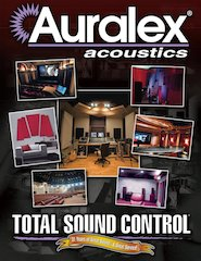 Auralex Acoustics Debuts New Product Catalog [ Winter NAMM 2008 ]