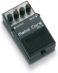 BOSS Releases The New ML-2 Metal Core [ Winter NAMM 2007 ]