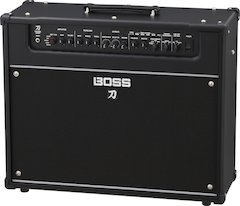 BOSS Announces Version 3 Update for the Katana Guitar Amplifier Series