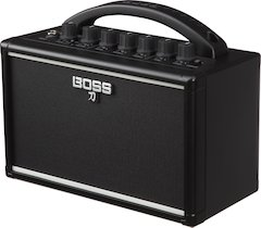 BOSS Releases Katana-Mini Guitar Amplifier