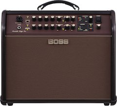 BOSS Introduces New Acoustic Singer Amplifier Series