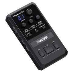 BOSS Introduces Pocket GT Guitar Effects Processor