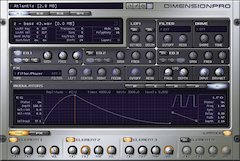 Cakewalk® Announces Dimension Pro 1.3 Update Providing Mac OS X Leopard (10.5) and Universal Binary Compatibility [ Winter NAMM 2008 ]
