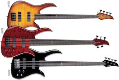CARVIN Introduces Brian Bromberg Signature Bass Guitars