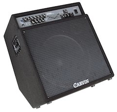Carvin Introduces BR615 Bass Combo [ Winter NAMM 2007 ]