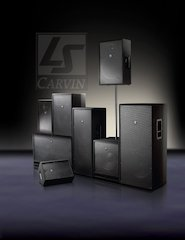 Carvin Introduces New LS Series Loudspeakers [ Winter NAMM 2007 ]