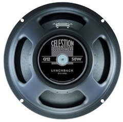 Speaker By Celestion, Tone Approved By George Lynch
