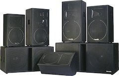 Community Introduces Sonus Linear-Response Loudspeakers For The Professional Musician [ Winter NAMM 2007 ]
