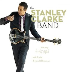 Stanley Clarke Band Nominated For Two Grammy® Awards