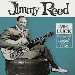 Craft Recordings to Release Definitive Collection of Legendary Blues Musician Jimmy Reed's Sides for the Vee-Jay Label