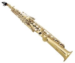 Selmer Unveils New LaVoix Curved Soprano Saxophone