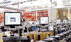 Crown Inspires Manufacturing Leaders From Other Companies