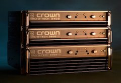 "Crown Unveils Macro-Tech ""Anniversary Edition"" Models [ Winter NAMM 2008 ]"