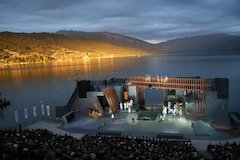 Digico D1's Fun On Lake Thun At Summer Theatre Production