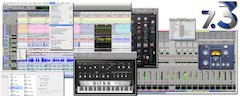 Digidesign Delivers Exciting New Music Creation and Speed-Enhancing Features with Pro Tools 7.3 Software