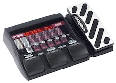 DigiTech Introduces BP355 Bass Multi-Effects Pedal