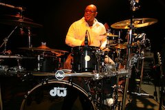 DW Signs Top UK Session Drummer Carlos Hercules
