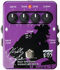EBS Proudly Present the EBS Billy Sheehan Signature Drive