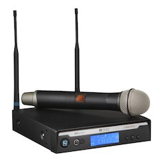 Electro-Voice Introduces the R300 Wireless Microphone System