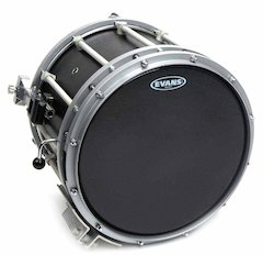 Evans Drumheads Introduces Hybrid-S Marching Snare Batter Heads And System Blue Tenor Heads
