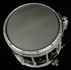 Hybrid Marching Snare Drum Heads Provide Elusive Combination [ Summer NAMM 2007 ]