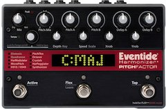 Eventide Kicks Off Stompbox Rebate Program With Discounts On Timefactor, Modfactor And Pitchfactor