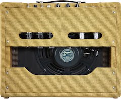 "Fender Recreates Legendary ""57 Deluxe™ Amp [ Winter NAMM 2007 ]"