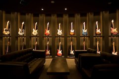 Yamano Music And Fender Musical Instruments Corporation Open High-End Fender® Showroom In Tokyo