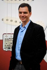Fender Musical Instruments Corp. Appoints Jeff Quinn As Licensing Director