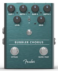 Fender® Continues Effect Pedals Category Expansion With Six New Offerings