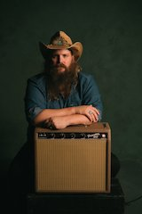 Fender and Grammy® Award-winner Chris Stapleton Release All-New, Artist Signature Amplifier