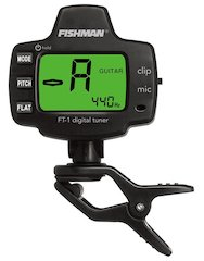 Fishman Introduces Versatile Clip-On Tuner