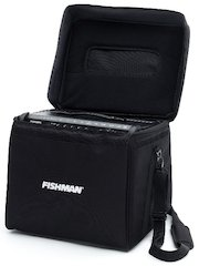 Fishman Offers Amp Covers And Carry Bag For Loudbox