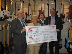 G&L Gives To Leading Charity, The Smile Train