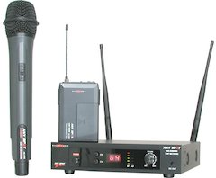 Galaxy Audio Any Spot 500/700 Series Wireless Mic Systems