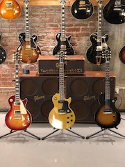 Gibson: Iconic, American-Made Guitar Brand Ushers in New Era