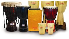 Godin Guitars Distributes Kejam Percussion Instruments
